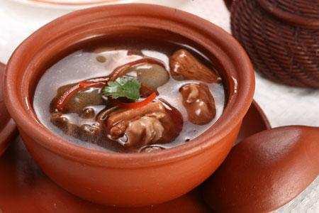 鲜鹿茸煲汤